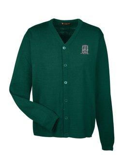 Alpha Epsilon Phi Greek Letterman Cardigan Sweater