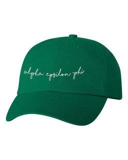 89964467f5c Alpha Epsilon Phi Hats   Visors - Greek Clothing - Greek Gear
