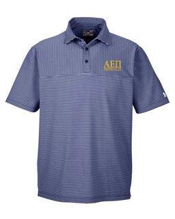 Alpha Epsilon Pi Under Armour�  Men's Playoff Fraternity Polo