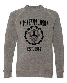 Alpha Kappa Lambda Alternative - Eco-Fleece� Champ Crewneck Sweatshirt