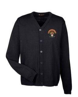 Alpha Kappa Lambda Greek Letterman Cardigan Sweater