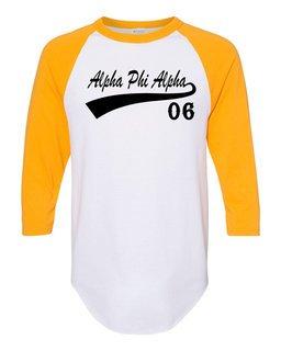 Alpha Phi Alpha Tail Year Raglan