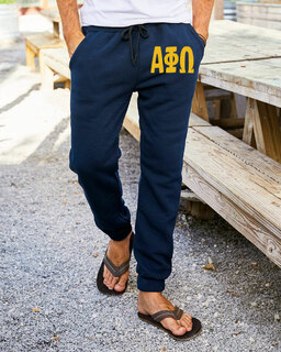 Alpha Phi Omega Big Letter Sweatpants