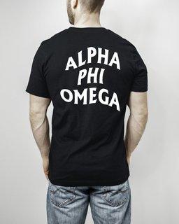 Alpha Phi Omega Social T-Shirt