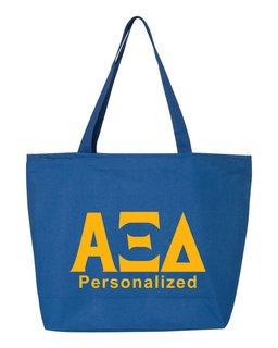 Alpha Xi Delta Design Your Own Tote Bag