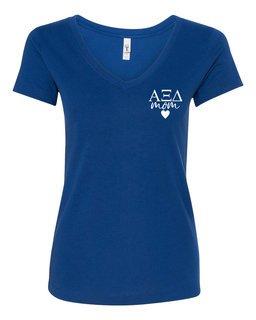 Alpha Xi Delta Mom Ideal V-Neck
