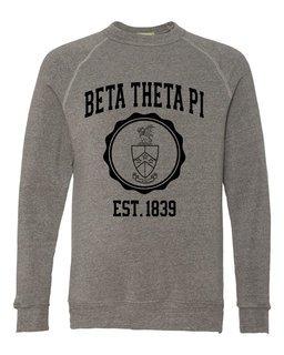 Beta Theta Pi Alternative - Eco-Fleece� Champ Crewneck Sweatshirt