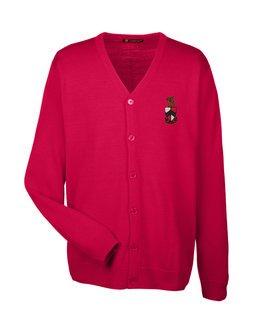 Beta Theta Pi Greek Letterman Cardigan Sweater