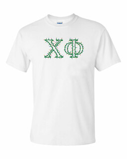 Chi Phi Christmas Lights Tee