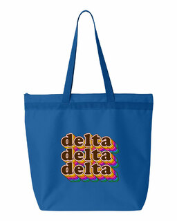 Delta Delta Delta Maya Tote Bag