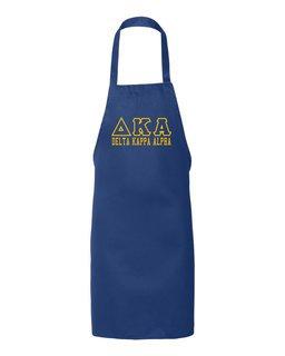 Delta Kappa Alpha Large Apron