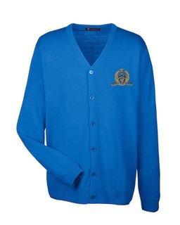 Delta Kappa Alpha Greek Letterman Cardigan Sweater