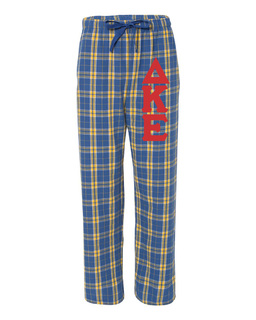 Delta Kappa Epsilon Pajamas Flannel Pant