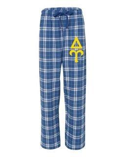 Delta Upsilon Pajamas Flannel Pant