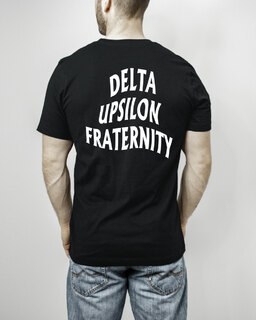Delta Upsilon Social T-Shirt