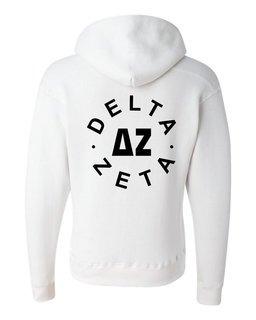Delta Zeta Circle Hoodie