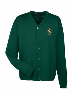 FarmHouse Fraternity Letterman Cardigan Sweater