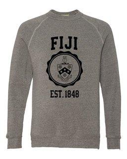 FIJI Alternative - Eco-Fleece� Champ Crewneck Sweatshirt