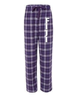 FIJI Fraternity Pajamas Flannel Pant