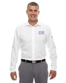 FIJI Under Armour�  Men's Ultimate Fraternity Long Sleeve Buttondown