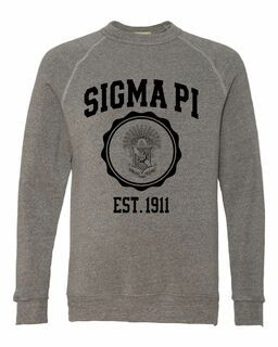 Fraternity Alternative - Eco-Fleece� Champ Crewneck Sweatshirt