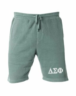 Fraternity Pigment-Dyed Fleece Shorts