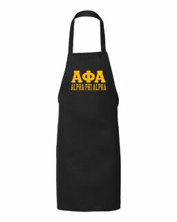 Fraternity & Sorority Apron