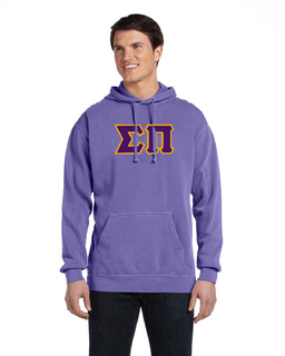 Fraternity & Sorority Comfort Colors 9.5 oz. Garment-Dyed Pullover Hood