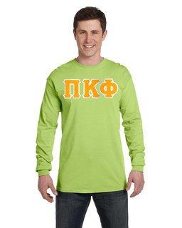 Fraternity & Sorority Comfort Colors Ringspun Garment-Dyed Long-Sleeve T-Shirt