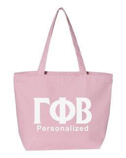 Gamma Phi Beta Design Your Own Tote Bag
