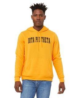 Iota Phi Theta letterman Hoodie