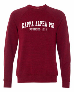 Kappa Alpha Psi Fraternity Founders Crew Sweatshirt