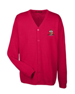Kappa Alpha Psi Greek Letterman Cardigan Sweater