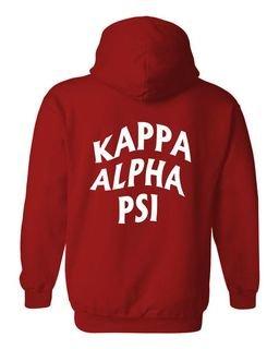 Kappa Alpha Psi Social Hooded Sweatshirt
