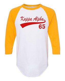 Kappa Alpha Tail Year Raglan