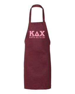 Kappa Delta Chi Large Apron