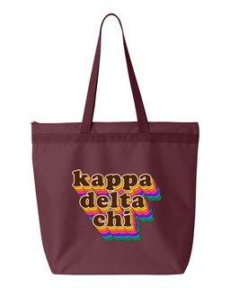 Kappa Delta Chi Maya Tote Bag
