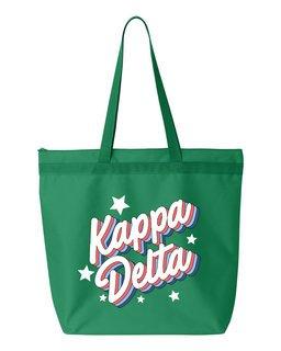 Kappa Delta Flashback Tote bag