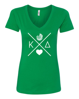 Kappa Delta Infinity V-Neck