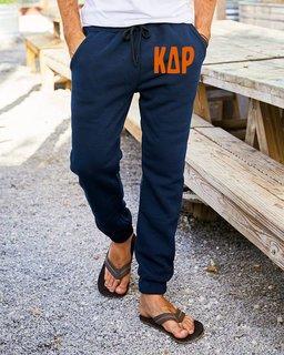 Kappa Delta Rho Big Letter Sweatpants