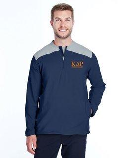 Kappa Delta Rho Under Armour�  Men's Triumph Cage Quarter-Zip Pullover
