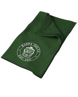 Kappa Delta Sweatshirt Blankets