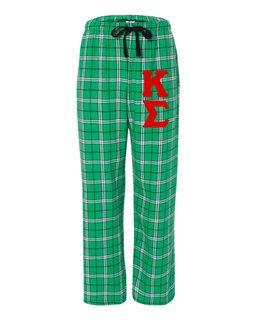 Kappa Sigma Pajamas Flannel Pant
