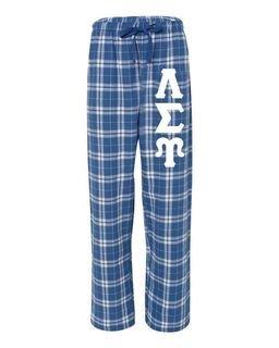 Lambda Sigma Upsilon Pajamas Flannel Pant
