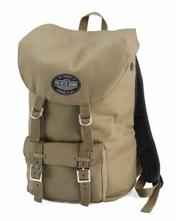 Fraternity & Sorority Voyager Canvas Backpack