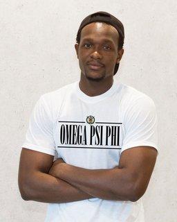 Omega Psi Phi 2020 Crest Tee