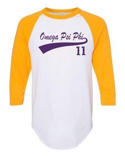 Omega Psi Phi Tail Year Raglan