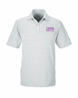 Omega Psi Phi Under Armour�  Men's Playoff Fraternity Polo
