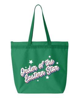 Order Of the Eastern Star Flashback Tote bag