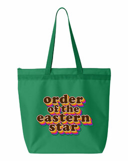 Order Of the Eastern Star Maya Tote Bag